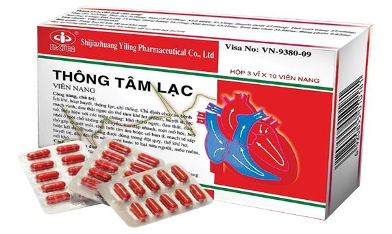 Thuốc chữa cao huyết áp