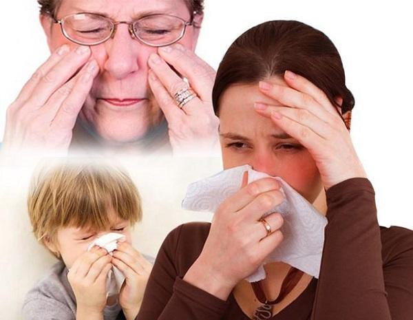 Các bệnh hô hấp thường gặp lúc giao mùa-1