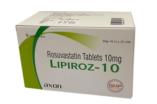 Thuốc điều trị tăng cholesterol máu