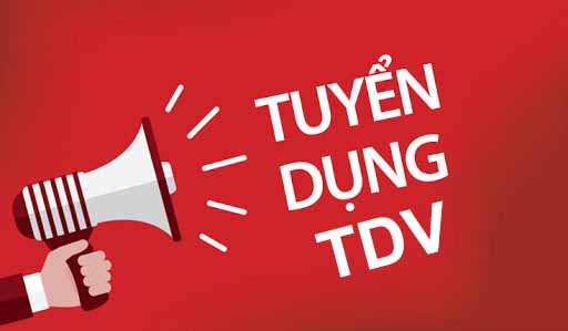 Tuyển dụng TDV, CTV