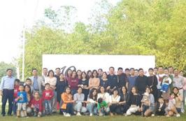 Kỷ niệm 10 năm thành lập của công ty Dược phẩm Tùng Linh