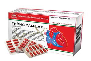 Thông tâm lạc lựa chọn số 1 trong điều trị bệnh mạch vành