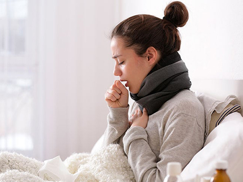 Những bệnh hô hấp thường gặp mùa đông – xuân