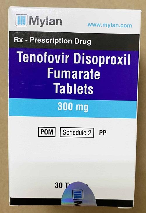 Dược phẩm Tùng Linh hướng dẫn lựa chọn Tenofovir Disoproxil Fumarate chính hãng