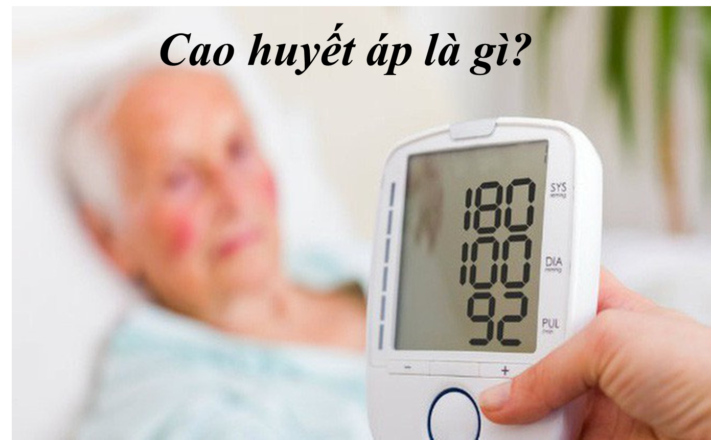 Huyết áp cao: Phòng và điều trị