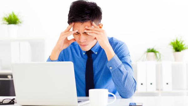 Mẹo giúp chữa đau đầu cho dân văn phòng hiệu quả