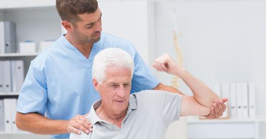 Phục hồi chức năng cho người bệnh tai biến là một quá trình dài
