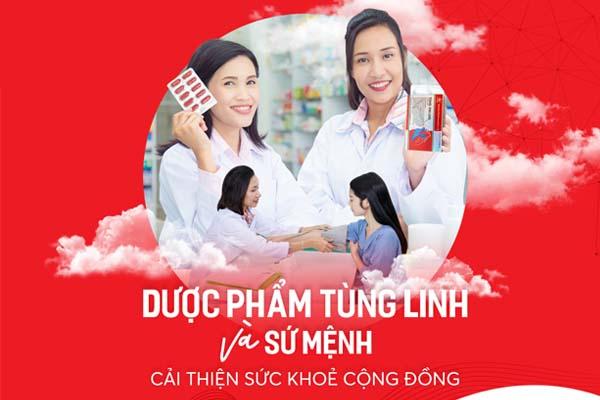 Dược phẩm Tùng Linh–Hành trình chăm sóc sức khỏe người Việt
