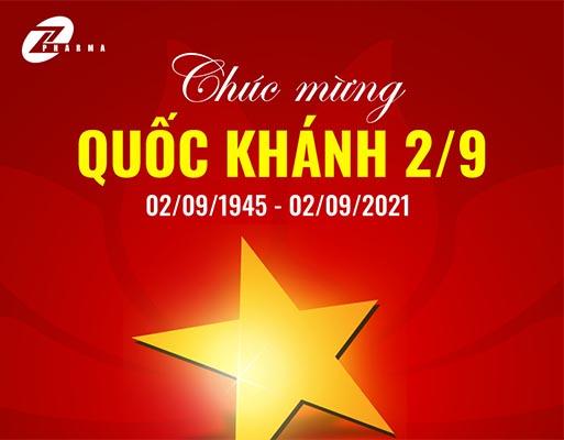 Chào mừng kỷ niệm 76 năm Ngày cách mạng Tháng tám và Quốc khánh 02/9